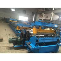 Buy cheap Water Storage Tank Roll Forming Equipment , Roofing Sheet Bending Machine 12 Tons product