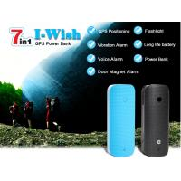 Buy cheap Long standby time with 90 days realtime gps tracker 4500mah power bank RF-V20 from wholesalers