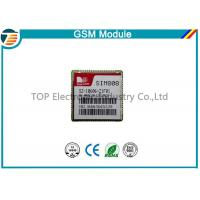 Buy cheap Embedded TCP / UDP GSM GPRS Module SIM808 Support GPS 3.4V - 4.4V from wholesalers