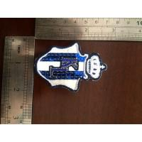 Buy cheap customized die-cut shape Fashion Wholesale trutex schoolwear  badge from wholesalers