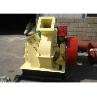 Buy cheap Automatic Industrial Wood Chipper Machine With Low Noise 22kw 550kg from wholesalers