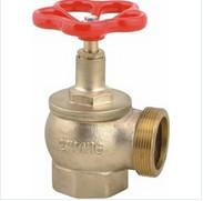 "Buy cheap High Pressure 2"" BSP Fire Fighting Valves , Reliable Fire Hydrant Angle Valve product"