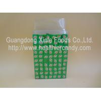 Confectioners Sugar Candy Chocolate Cubes / Milk Cubes Transparent Box Pakaging