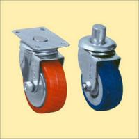 Buy cheap 8 Swivel Pneumatic Rubber Caster from wholesalers