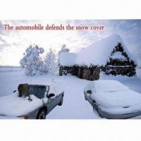 Buy cheap Car cover, durable waterproof 420D oxford, TPU coating, protect from snowy weather from wholesalers