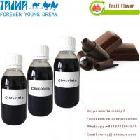 PG Based High Concentrated Chocolate Flavor E-Cigarette Diy E Juice