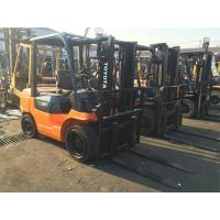 Buy cheap 3 Ton Forklift For Sale , 7FD30 Toyota Used Forklift Hot Sale in Singapore from wholesalers