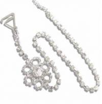 Buy cheap Diamante Bra Strap Jeweled Bra Straps from wholesalers