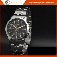 Buy cheap 017A Fashion Watches Wholesale 3 Subdials for Decoration Stainless Steel Watch Men's Watch from wholesalers