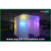 Buy cheap Portable Props Led Light Inflatable Photo Studio Family Use from wholesalers