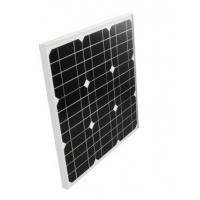 Buy cheap 5W-115W Mono Silicon Solar Panel Wind Resistance For Off Grid Solar Power System from wholesalers