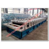 Buy cheap Aluminium and Steel Roofing Step Tile Sheet Corrugator Machine for Different Painting Colors from wholesalers