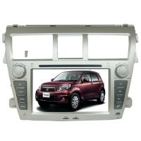 Buy cheap Double din TOYOTA GPS Navigation car dvd player gps sat nav Yaris Sedan from wholesalers