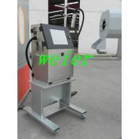 Buy cheap Plastic Pipe Inkjet Printing Machine Plastic Auxiliary Equipment High Resolution from wholesalers