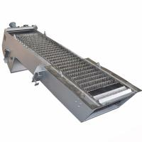 Buy cheap Mechanical Fine Wastewater Treatment Bar Screen For Sewage Treatment Plant from wholesalers