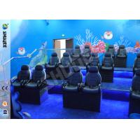 Buy cheap Ocean Park 30 Motion Chairs XD Theatre With Cinema System Entertainment from wholesalers