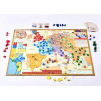 Buy cheap Classic Paper Board Games For Adults Strategy Couples Detection Folding Traditional from wholesalers