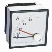 Buy cheap Panel Meter/Ammeter/Maximum Demand Meter, Single Structure from wholesalers
