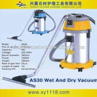 Buy cheap water filtration wet and dry vacuum cleaner AS60 from wholesalers