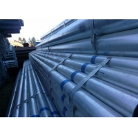 Buy cheap 25mm Thickness API 5L PSL1 X60 ERW Galvanized Steel Gas Pipe from wholesalers