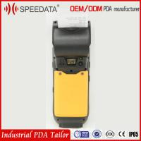 Buy cheap Windows OS Rugged OEM ODM Handheld PDA Thermal Printer With 4.5 Inch Screen from wholesalers
