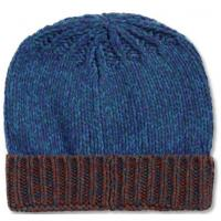 Buy cheap Women ladies Fashion Knitted Wool Blended Beanie Hat from wholesalers