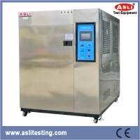 Buy cheap 3 Zone SUS 304 Electric Power LCD Thermal Shock Chamber -60 To 200 Degree from wholesalers