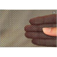 Buy cheap Window Security Screens,Stainless Steel Mesh,filter net,strong quality woven wire mesh from wholesalers