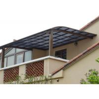 Buy cheap Polycarbonate Aluminum Patio Covers Sun Rain Shade Awning Gazebo from wholesalers
