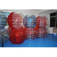 Buy cheap Red Adults Inflatable Bubble Soccer Inflatable Belly Ball Bump from wholesalers