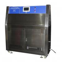 Buy cheap ASTM D4329 Standards Lab Aging Equipment Eight UV Tubes UV Aging Test Chamber Environment UV Accelerating Test Chamber from wholesalers