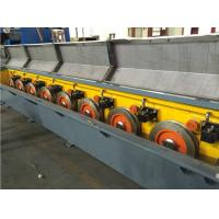 Safety Rod Breakdown Machine Installed Protection Cover With Online Annealing