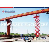 Buy cheap Multifunction Portable Hydraulic Lifting Platform With ISO / CE Certificated from wholesalers