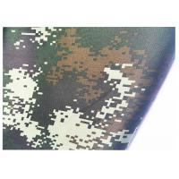 Buy cheap Army Garment Camouflage Cloth Flame Retardant Polyester 40% Cotton 60% Twill from wholesalers