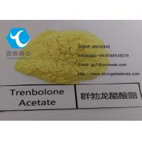 Buy cheap Light Yellow Crystalline Trenbolone Powder Trenbolone Acetate for Muscle Building Supplements from wholesalers