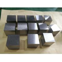Buy cheap high density tungsten heavy alloy tungsten weight from wholesalers