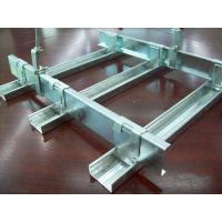 China Zinc Plated Light Gauge Steel Channel Thermal Insulation Environmental Protection on sale