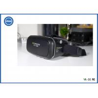 Buy cheap PC Material 3D Video Glasses / VR Box 3D Glasses FOV 100 Degree from wholesalers