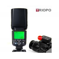 Buy cheap TRIOPO TR-982III 2.4G Wireless HSS 1/8000s Master TTL Flash Speedlite for Nikon ,Canon Camera from wholesalers
