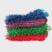 Buy cheap Microfiber Chenille Glove from wholesalers