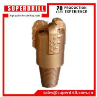 Buy cheap Water Well Drilling / Coal Mining Use Concave PDC Drill Bits For Sandstone, Limestone, Clay from wholesalers
