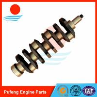 Buy cheap 4BE1 crankshaft 8-94416-373-2 for ISUZU diesel engine from wholesalers