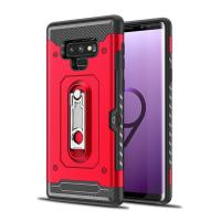 Buy cheap Shockproof Hybrid Kickstand Impact Heavy Duty Mobile Case for Samsung Galaxy Note 9 / S9 Plus J7Prime 2018 from wholesalers