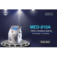 Buy cheap OPT Portable 1064nm 532nm Q Switch Nd Yag Laser Tattoo Removal Machine from wholesalers