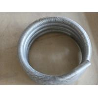 Buy cheap Eco - friendly SS Finned Tube Coil for Oil Cooler / Stainless Steel Tubing Coil from wholesalers
