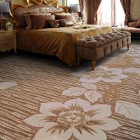 Buy cheap EAKA high quality cut loop decorative pp yarn durable and exhibition low prices online jacquard used hotel carpet from wholesalers