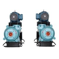 Buy cheap Heavy duty mineral processing centrifugal coal mining slurry pump series AH(R) from wholesalers
