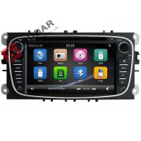 Buy cheap Ford Focus C - MAX Galaxy 2 Din Car Dvd Player With 1080P Video Play Ipod from wholesalers