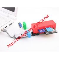 Buy cheap USB Truck Multi-Card Reader Hub Combo from wholesalers