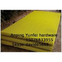 Buy cheap 4x8 pvc coated mesh panels from wholesalers